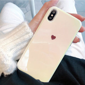 NEW iPhone 11/Pro/Max/XR/XS/7/8/Plus Heart Case
